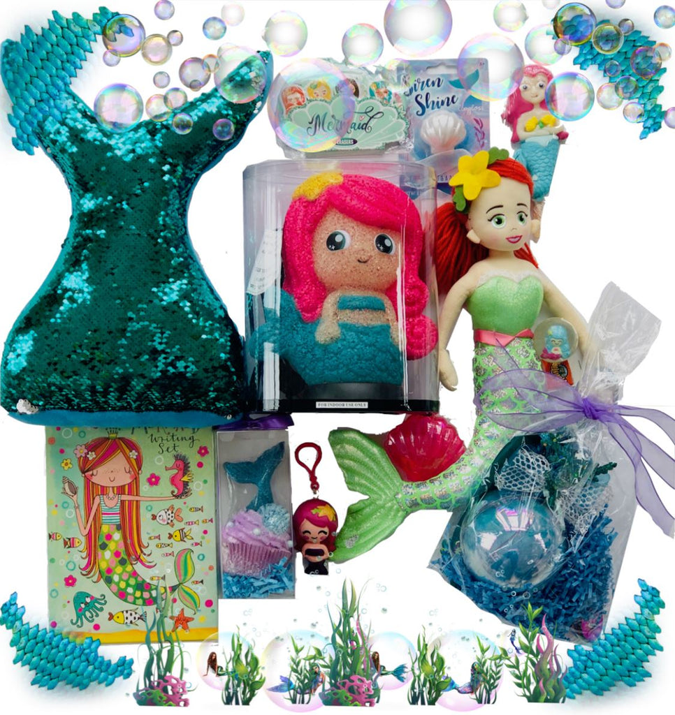 MIGHTY MERMAID WOW!BOX Fun! Swoop