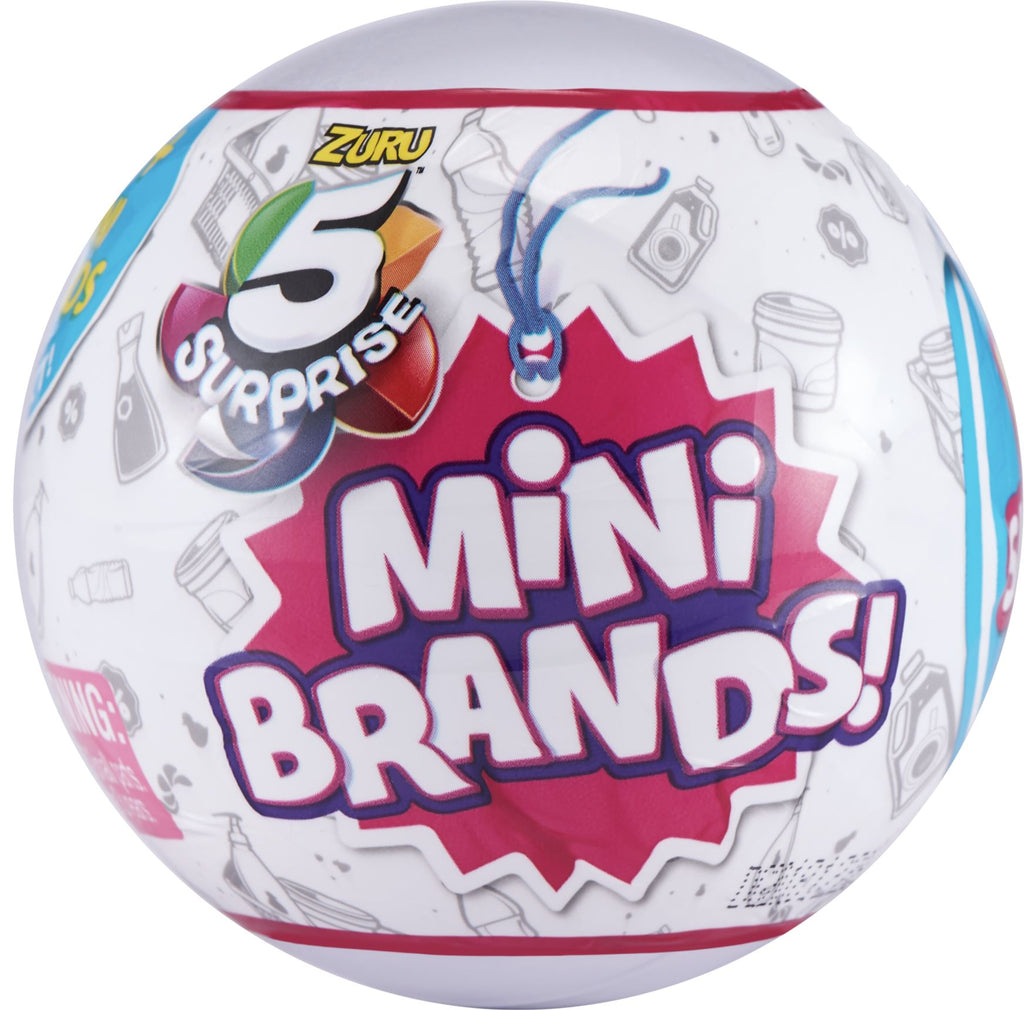 MINI BRAND SURPRISE COLLECTABLES Fun! Zoofy