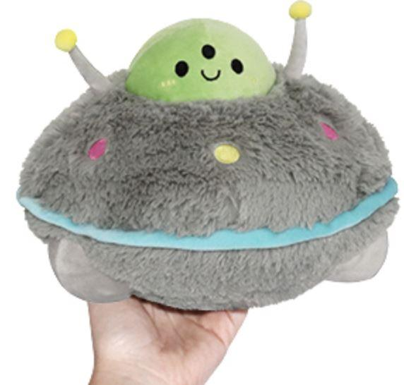 Mini Squishable CELESTIAL UFO Fun! Squishable
