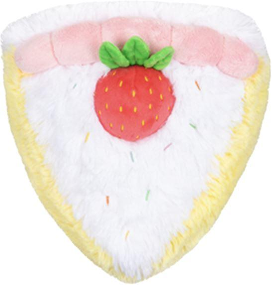 MINI SQUISHABLE SLICE OF CAKE Fun! Squishable