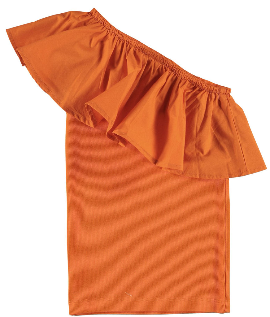 Molo Orange Rebecca Top Tops Molo