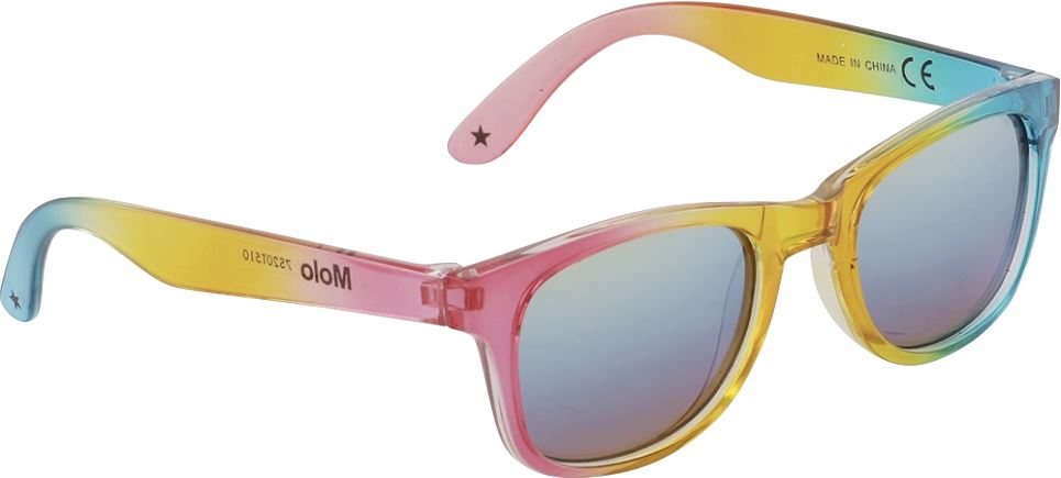 MOLO STAR RAINBOW SUNGLASSES Accessories Molo