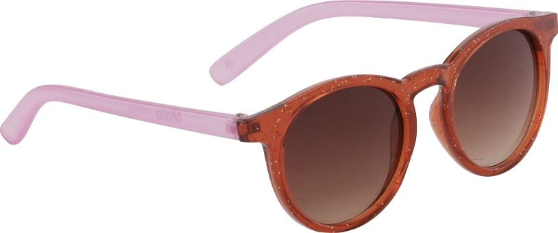 MOLO SUNSHINE SUNGLASSES Accessories Molo RED SAND