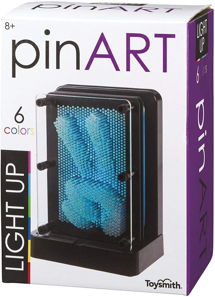 PIN ART LIGHT UP RECTANGLE Fun! Swoop