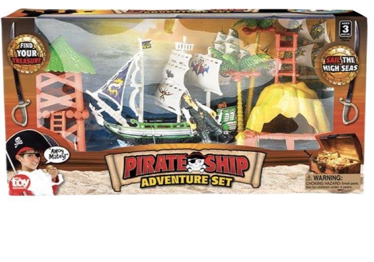 PIRATE ADVENTURE SET Fun! Swoop Is Fun