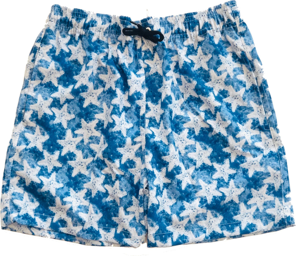 Planet Sea Starfish Swim Shorts Swim Planet Sea