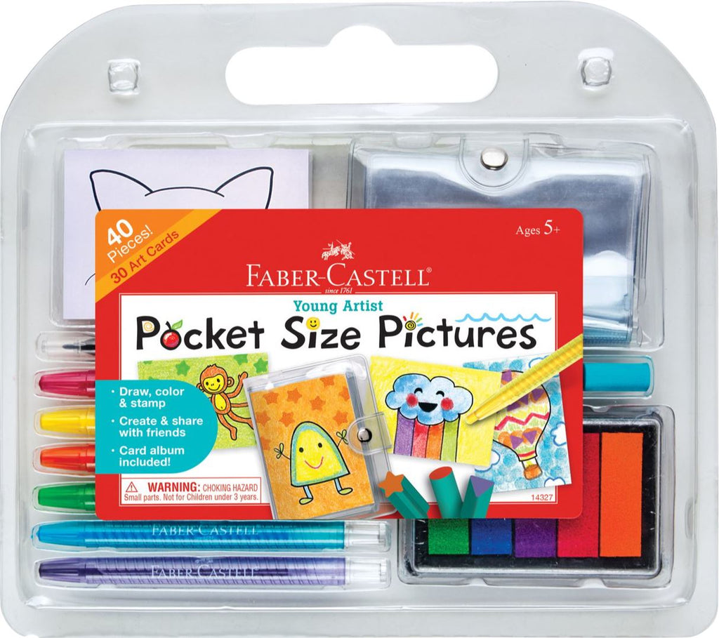 POCKET SIZED PICTURES Fun! Swoop