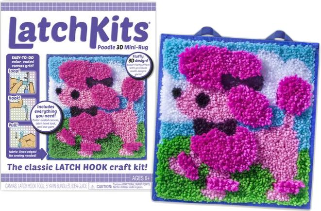 POODLE LATCH KIT Fun! Swoop