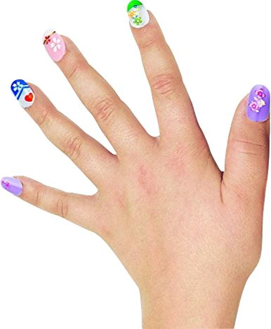 PRESS-ON NAIL PARTY Fun! Swoop