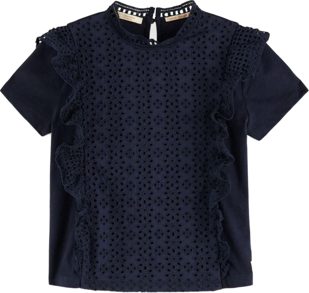 Scotch R' Belle Broderie Top Top Scotch R'Belle