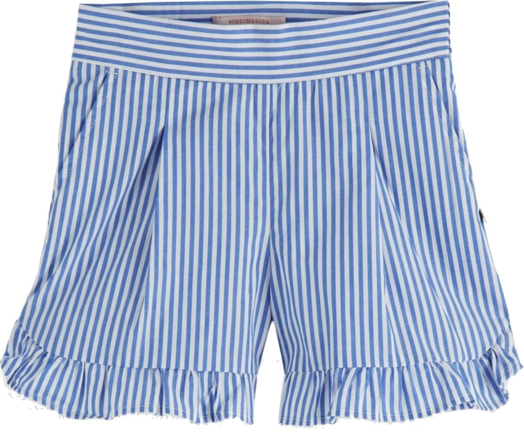 Scotch R' Belle Ruffle Hem Shorts Shorts Scotch R'Belle
