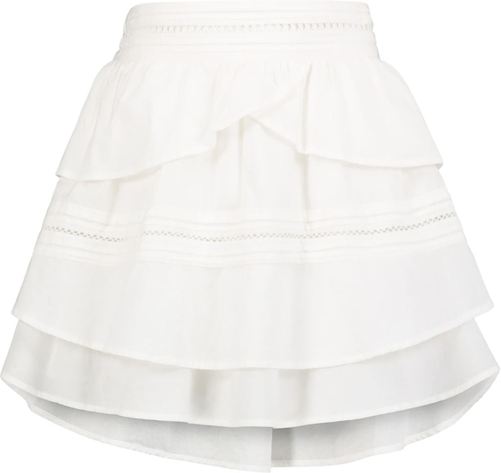 Scotch R' Belle Ruffled Skirt Skirt Scotch R'Belle