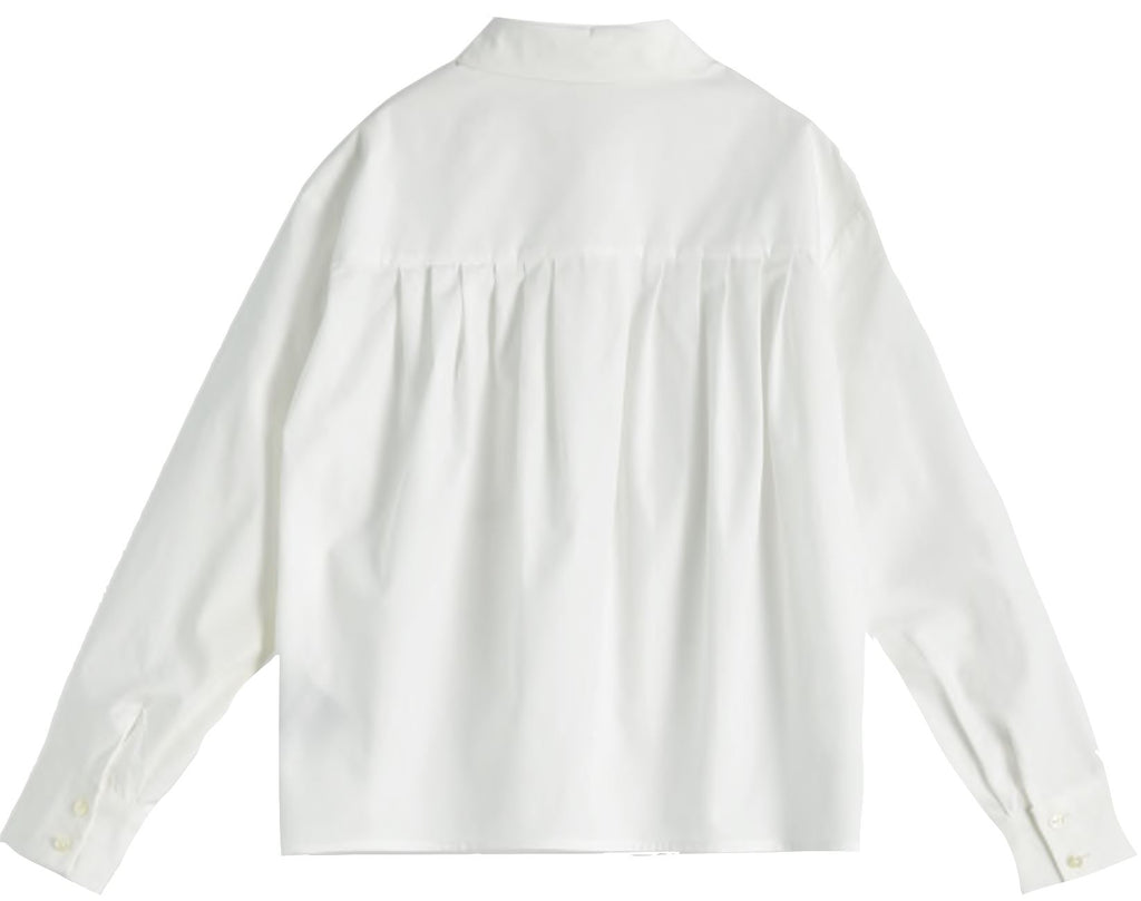 SCOTCH R'BELLE CLASSIC WHITE TOP Tops Scotch R'Belle