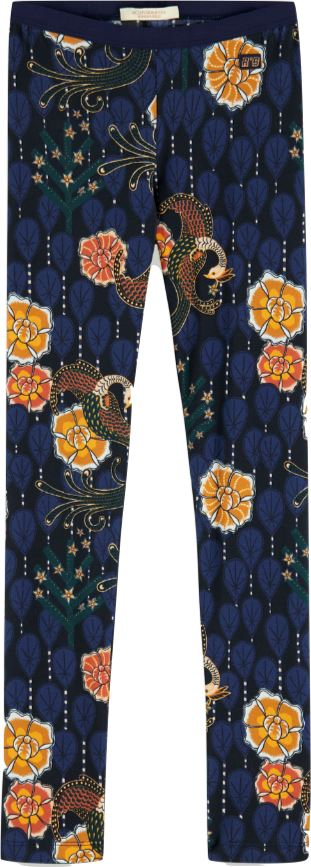 Scotch R'Belle Girls Print Leggings Pants Scotch R' Belle