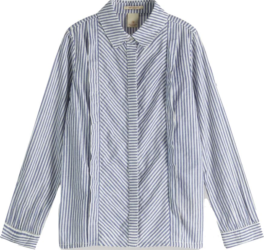 SCOTCH R'BELLE STRIPED TOP Tops Scotch R'Belle