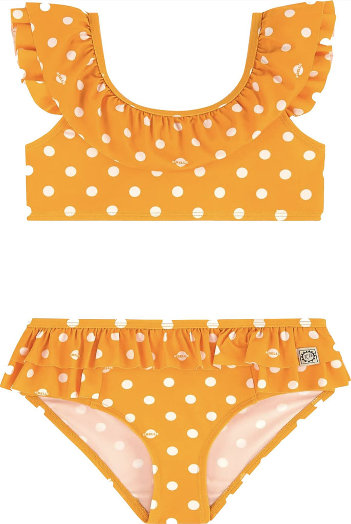 Scotch R'Belle Yellow Dot Bikini Swim Scotch R'Belle