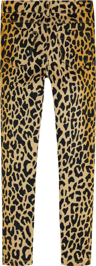 Scotch Shrunk Girls Leopard Skinny Pant Pants Scotch Shrunk