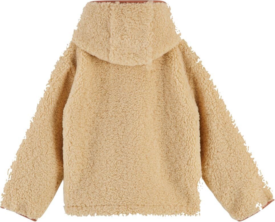 Scotch Shrunk Short Length Hooded Teddy Jacket Jackets & Coats Scotch Shrunk