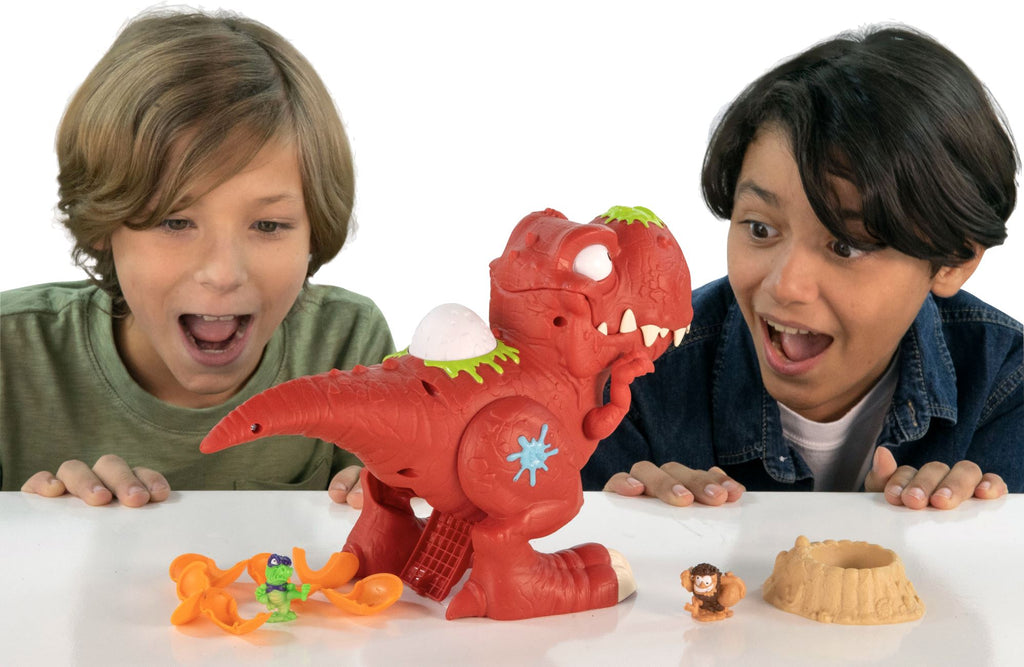 SMASHERS COLLECTABLE T-REX Fun! Zoofy