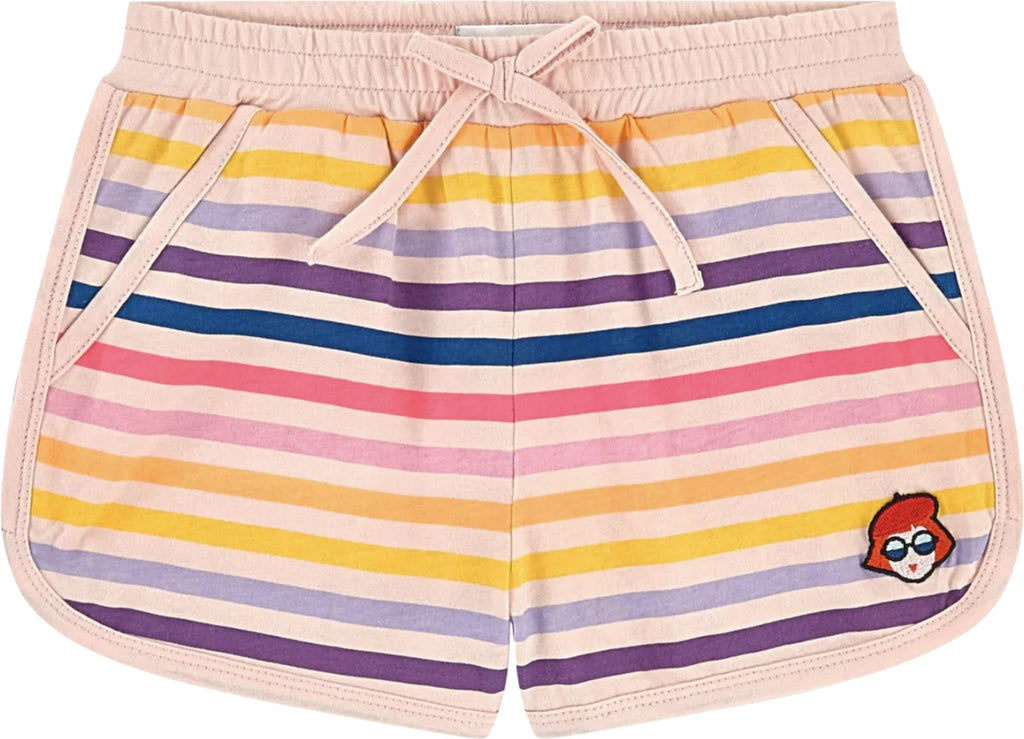 Sonia Rykiel Easy Striped Shorts Shorts Sonia Rykiel