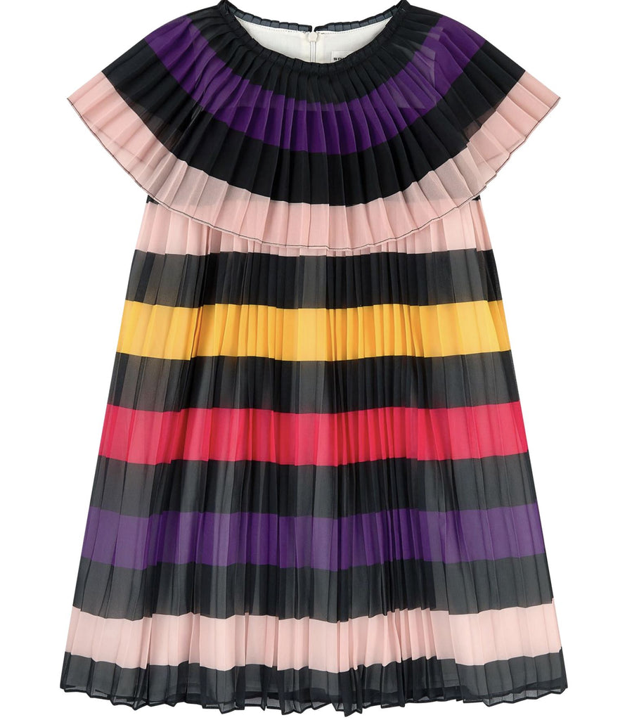 Sonia Rykiel Pleated Voile Dress Dress Sonia Rykiel