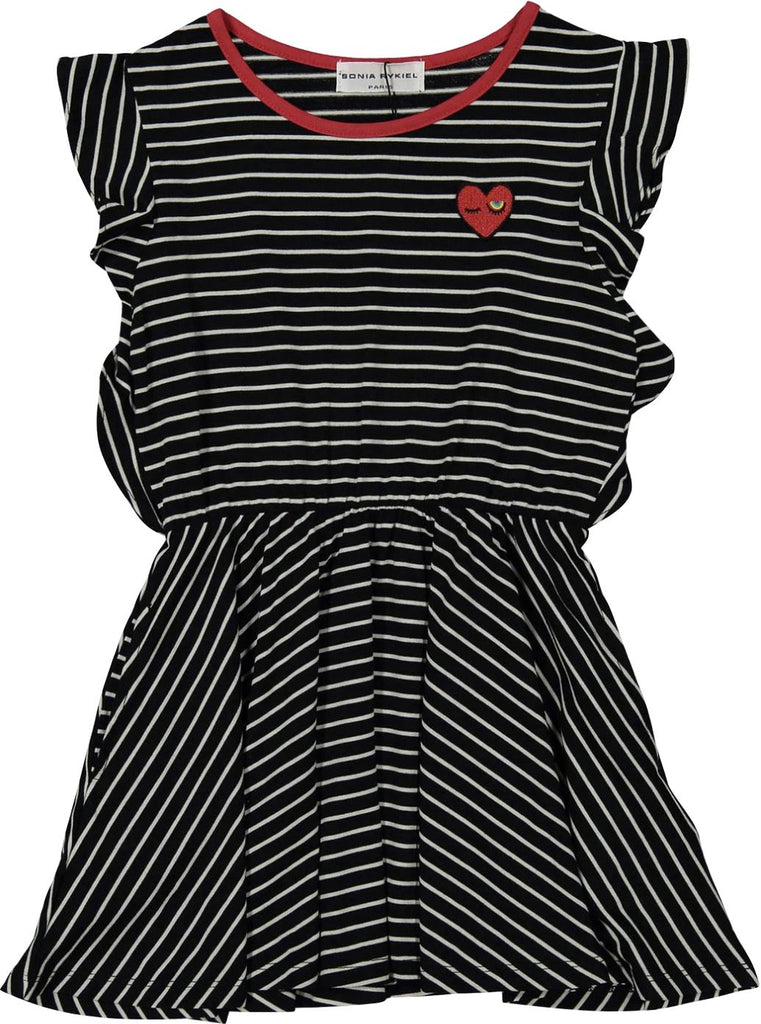 Sonia Rykiel Striped Jersey Dress. Dress Sonia Rykiel