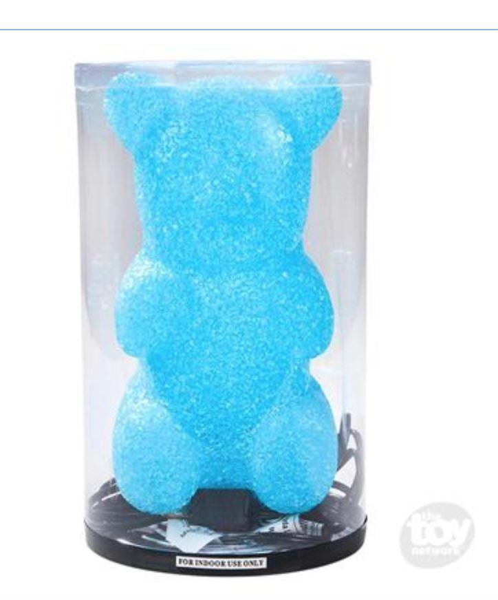 SPARKLE GUMMYBEAR LAMP Fun! Swoop Is Fun