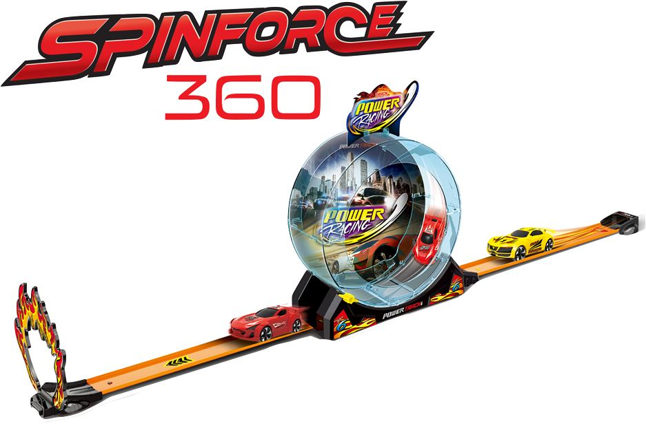 SPINFORCE 360 Fun! Swoop