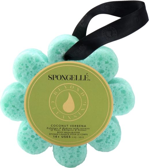 Spongelle Flower Washes Fun! Spongelle Coconut Verbena