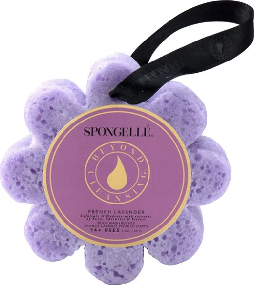 Spongelle Flower Washes Fun! Spongelle French Lavender