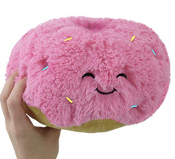 SQUISHABLE MINI PINK DONUT Fun! Squishable
