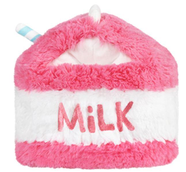 SQUISHABLE MINI STRAWBERRY MILK CARTON Fun! Squishable