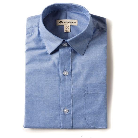 Standard Shirt Blue Shirt Appaman 14