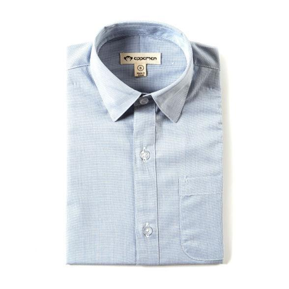 Standard Shirt Cloud Blue Shirt Appaman 14