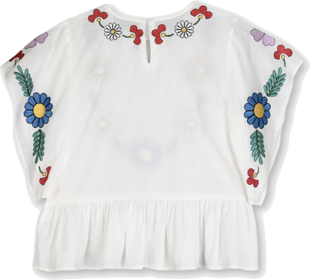Stella McCartney Cotton Top Top Stella McCartney Kids