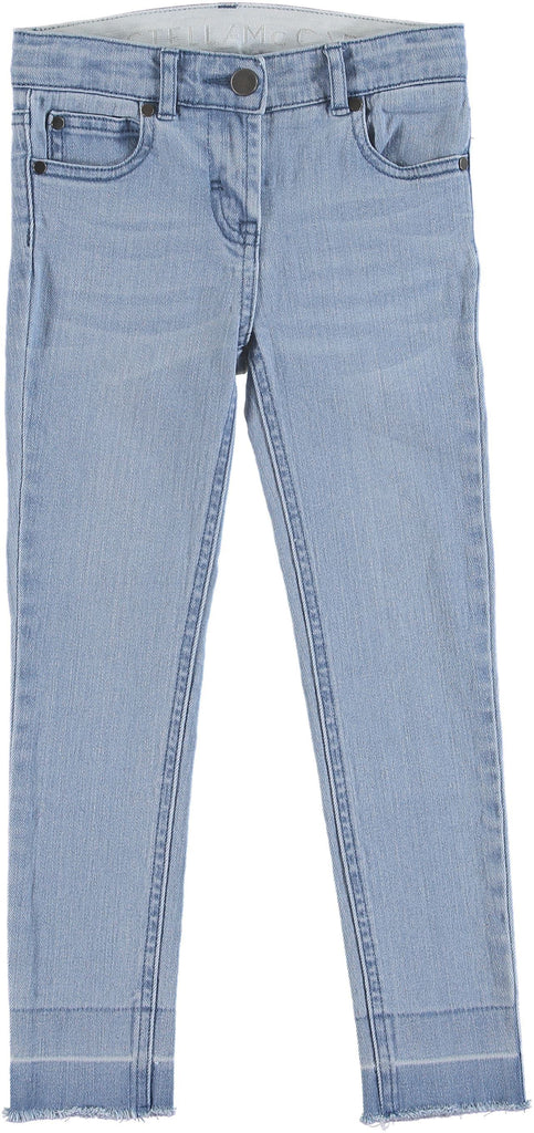 STELLA MCCARTNEY DENIM JEANS Pants Stella McCartney Kids