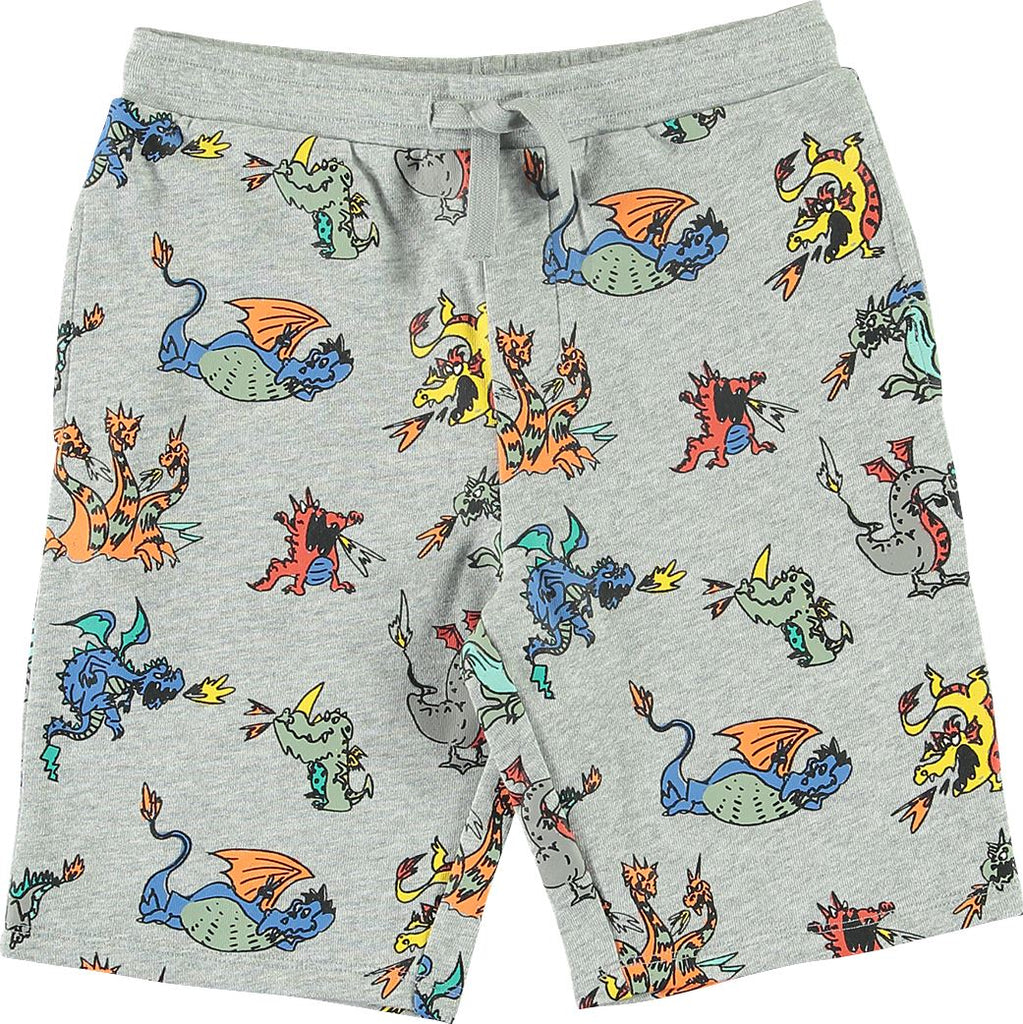 STELLA MCCARTNEY DRAGON SHORTS Shorts Stella McCartney Kids