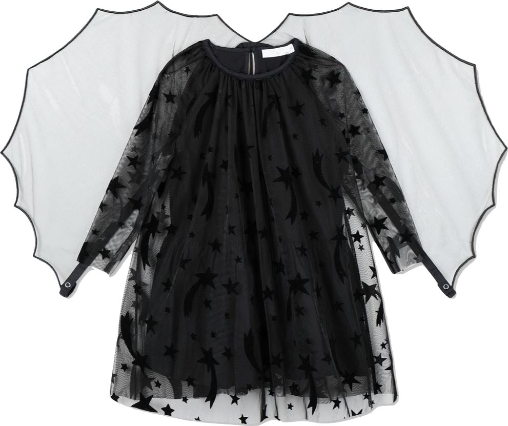 STELLA MCCARTNEY FLOCK STARS DRESS Dress Stella McCartney Kids