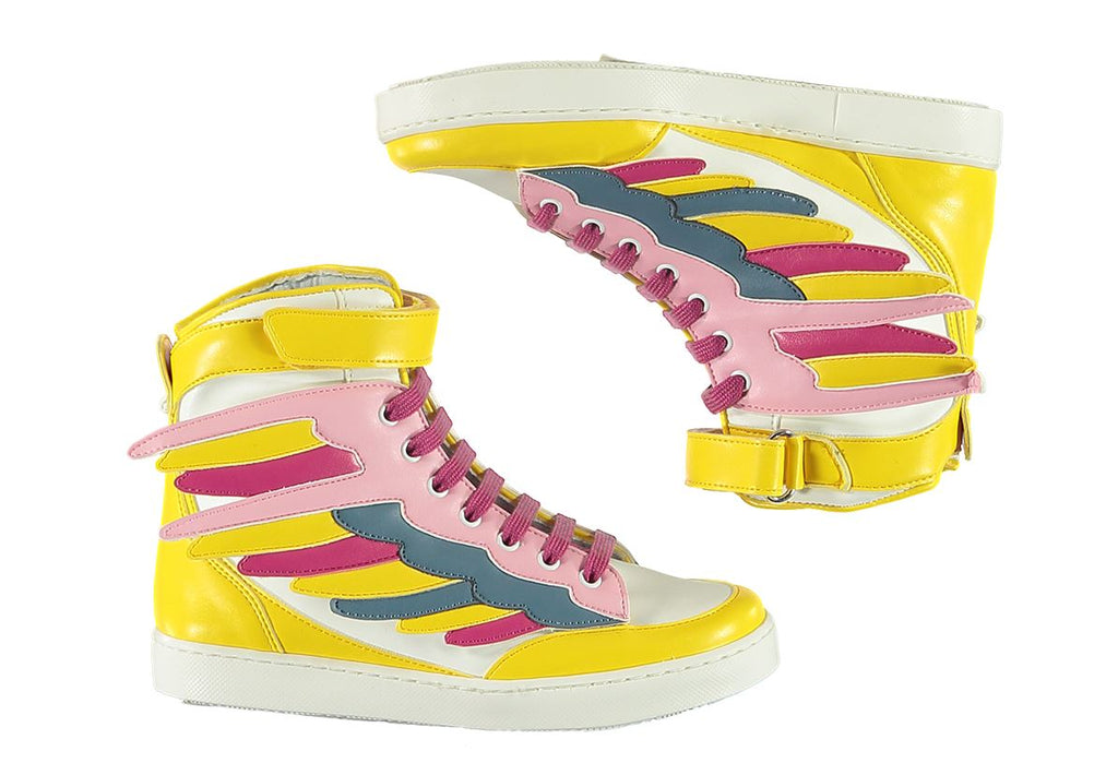 STELLA MCCARTNEY HIGH TOP TRAINERS Accessories Stella McCartney Kids