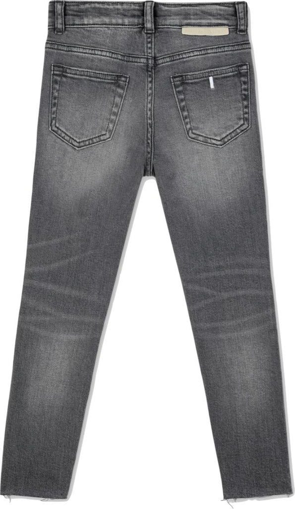 Stella McCartney Kids Distressed Jeans Grey Jean Stella McCartney Kids