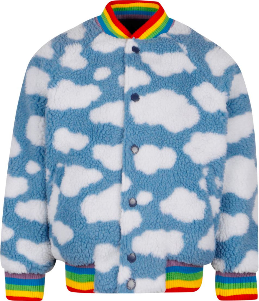 Stella McCartney Kids Reversible Unisex Jacket Jackets & Coats Stella McCartney Kids