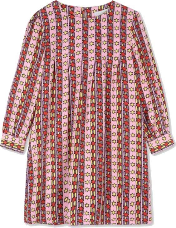 Stella McCartney Kids Rising Stars Tencel Twill Dress Dress Stella McCartney Kids