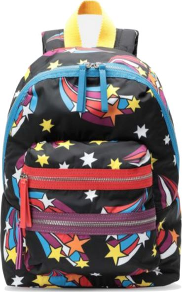 Stella McCartney Kids Shooting Stars Backpack Accessories Stella McCartney Kids