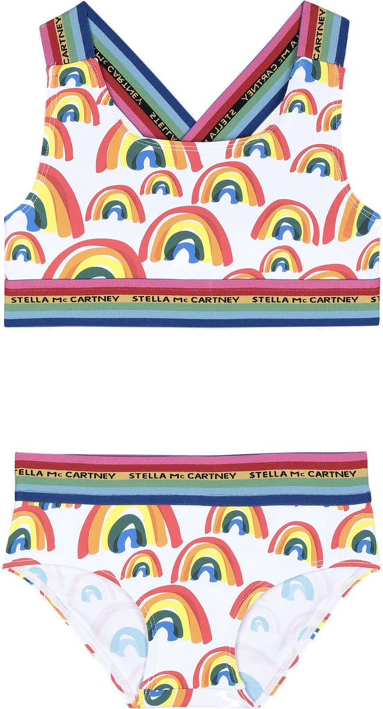 STELLA MCCARTNEY RAINBOW BIKINI Swim Stella McCartney Kids