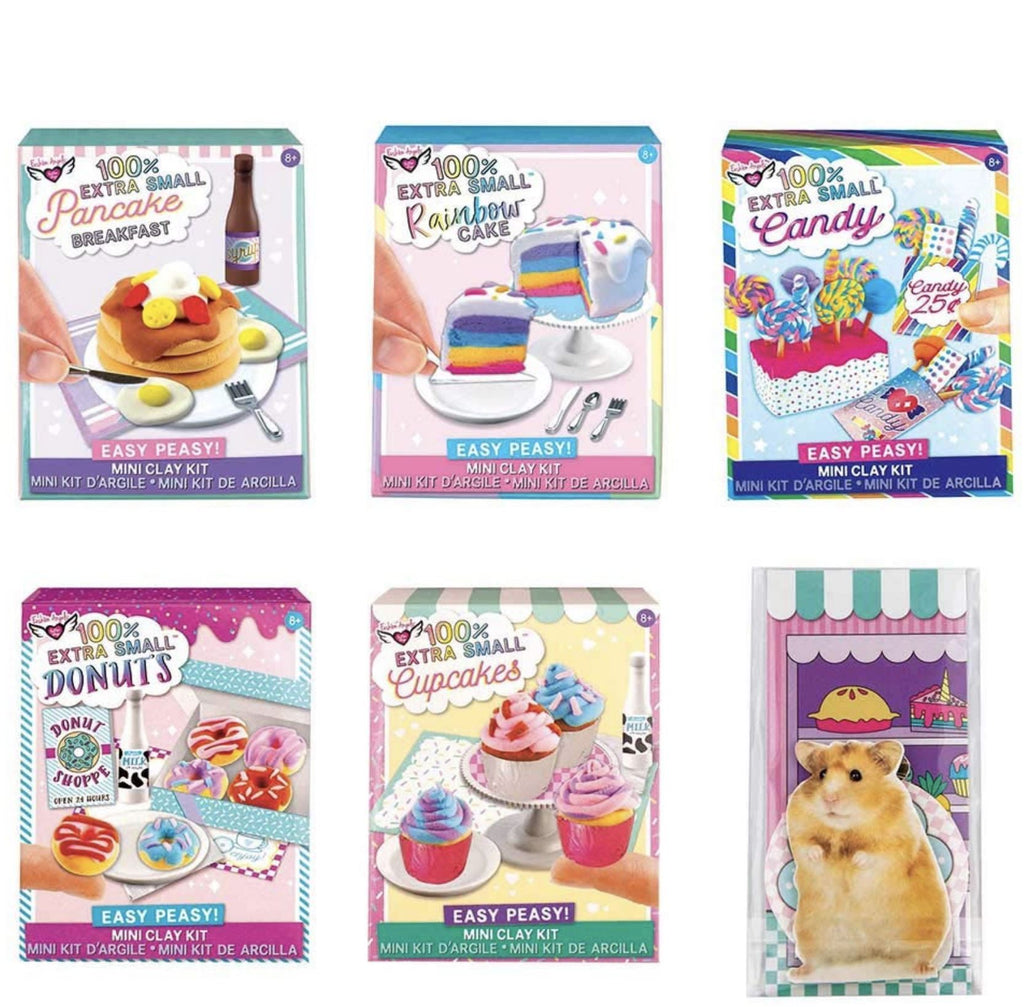 SWEETS MINI CLAY 5-PACK Fun! Swoop Is Fun