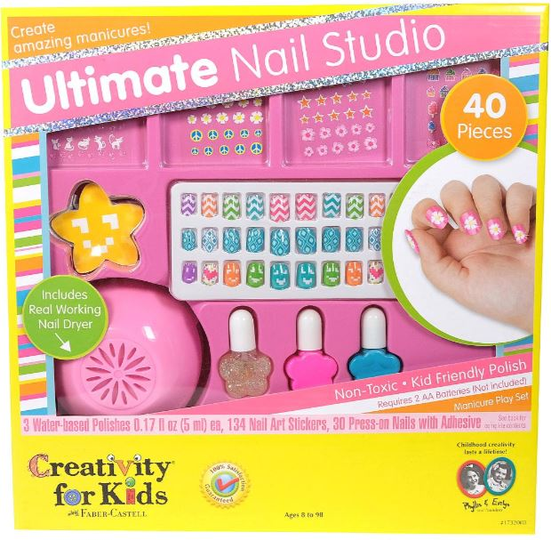 Ultimate Nail Studio Swoop