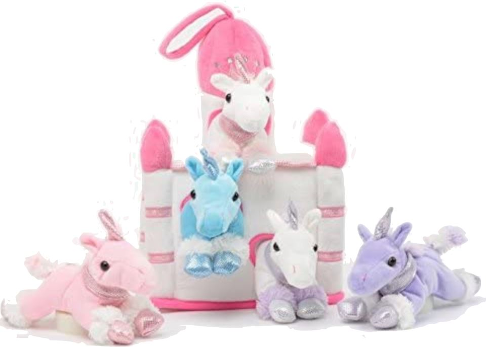 Unicorn Castle Toys Unipak