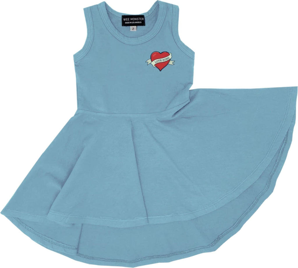 Wee Monster Love Song Dress Dress Wee Monster