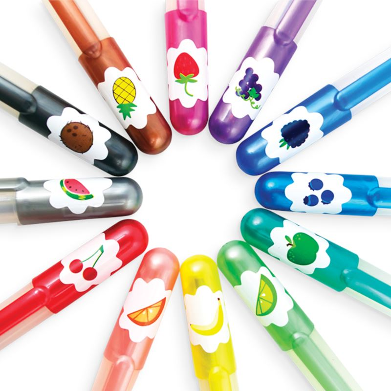 YUMMY YUMMY SCENTED PENS Fun! Swoop