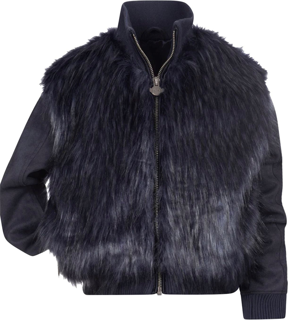Zoe Faux Fur Jacket Jackets & Coats Appaman